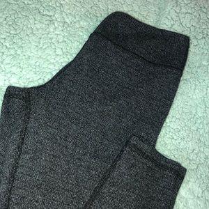 Dark grey Brandy Melville leggings